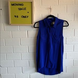 🎉MOVING SALE H&M sleeveless top size 6🎉
